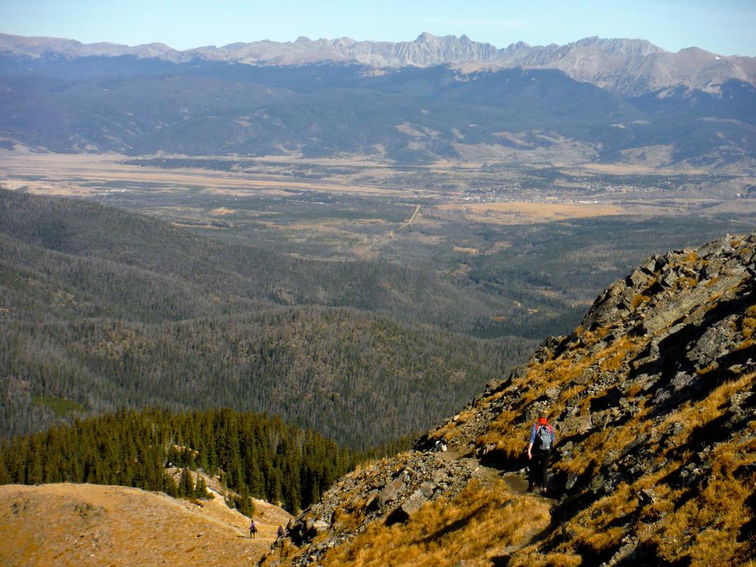 Byers Peak Fraser, CO 10.10.15