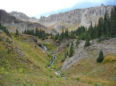 Wetterhorn Basin, Uncompaghre Wilderness CO 9.6.16