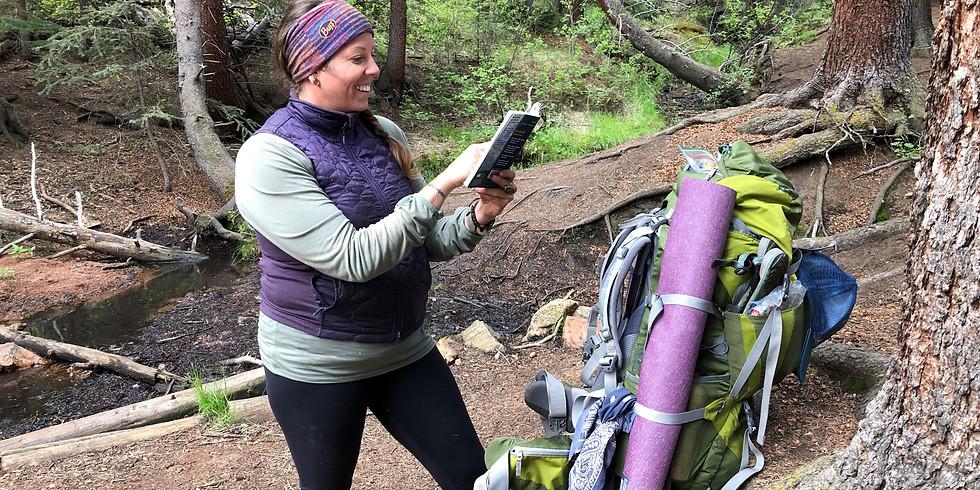 Hike + Learn (Garmin Inreach Mini)