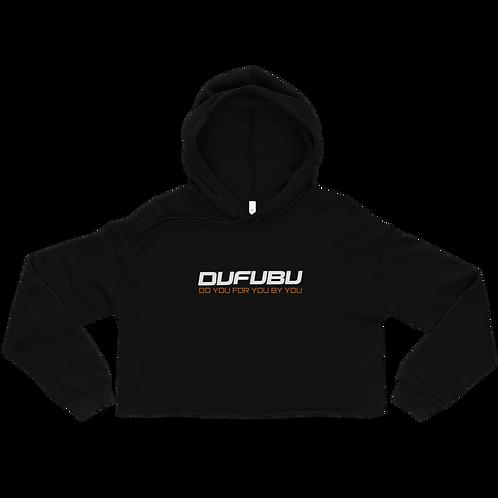 DUFUBU Cropped Hoodie