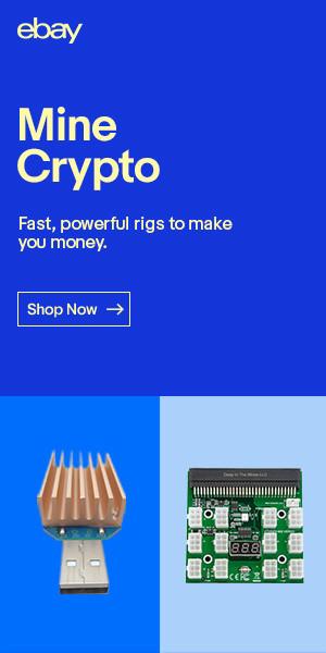 eBay Mine Crypto Paid Media