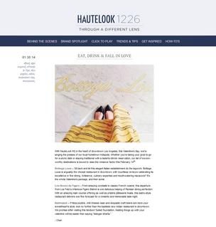Nordstrom HauteLook Blog