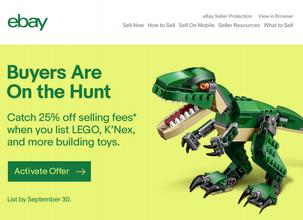 eBay Seller Promo Newsletter