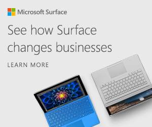 Microsoft Surface for Businesses