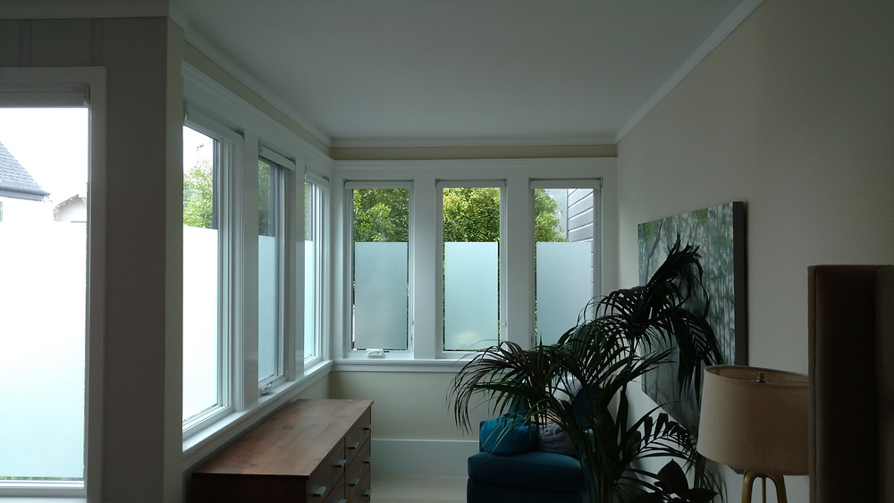 San Carlos Decorative Window Tinting for Home & Office