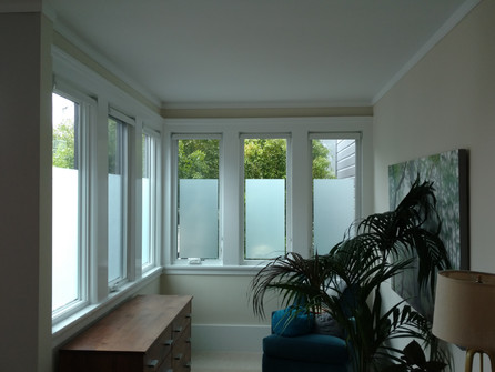 Decorative Window Tinting for Home & Office