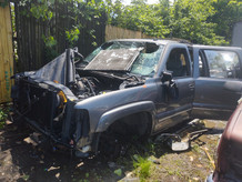 2002 Chevy Suburban in for parts