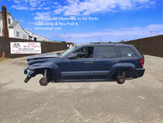 2006 Grand Cherokee in for parts