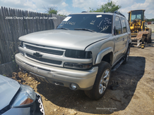 2006 Chevy Tahoe in for parts