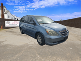 2006 Honda Odyssey in for parts