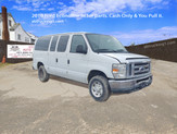 2010 Ford Van E350 in for parts