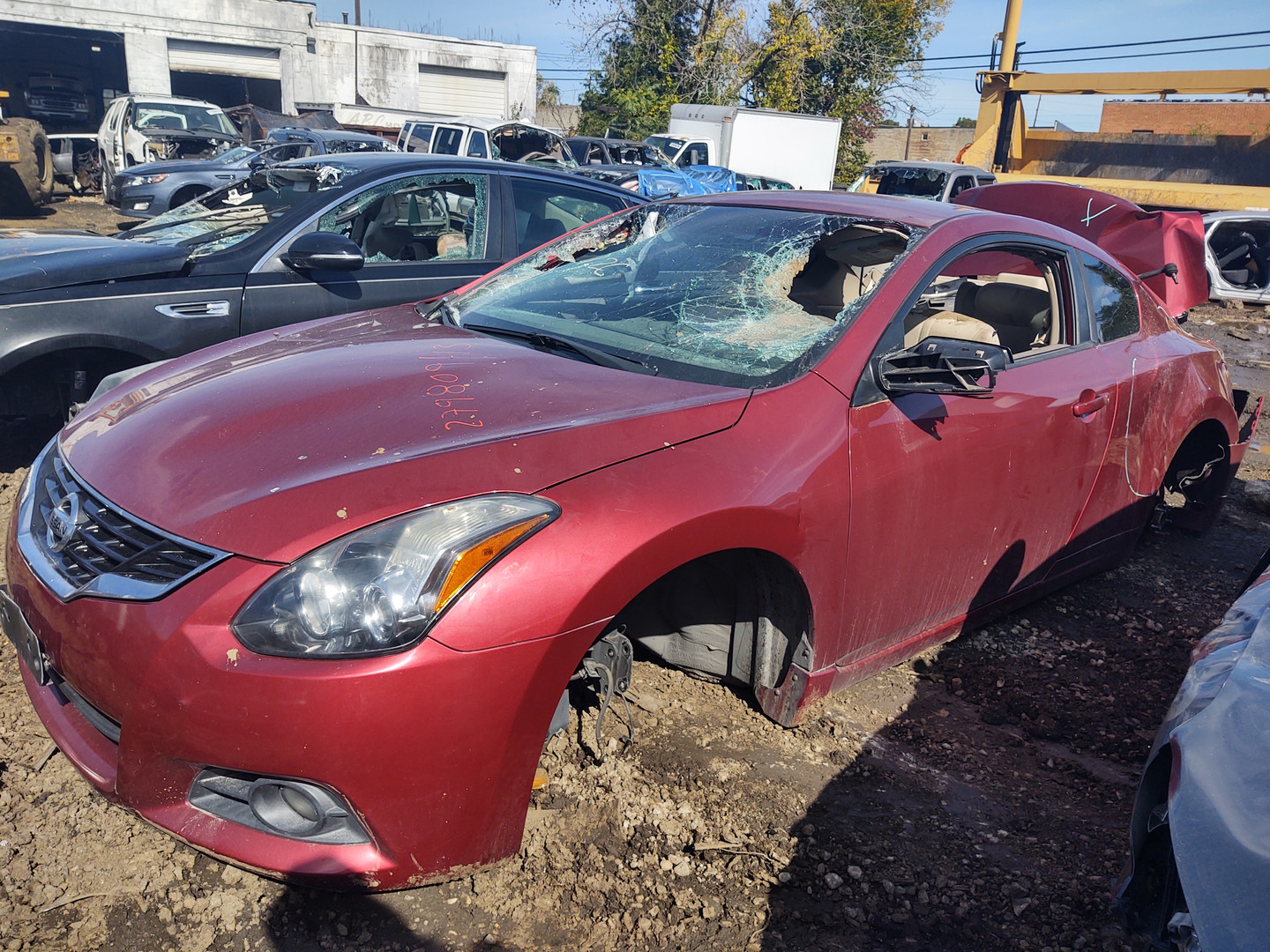 2013 Nissan Altima Coupe