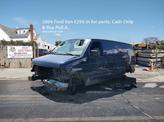2004 Ford Van in for parts