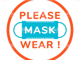 Please Wearing Mask