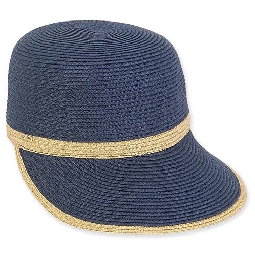 Wide trim cap