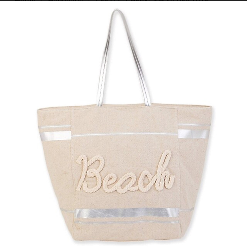 Shoulder tote Beach