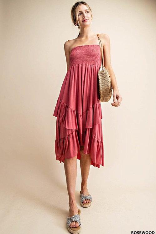 Midi Dress or long skirt