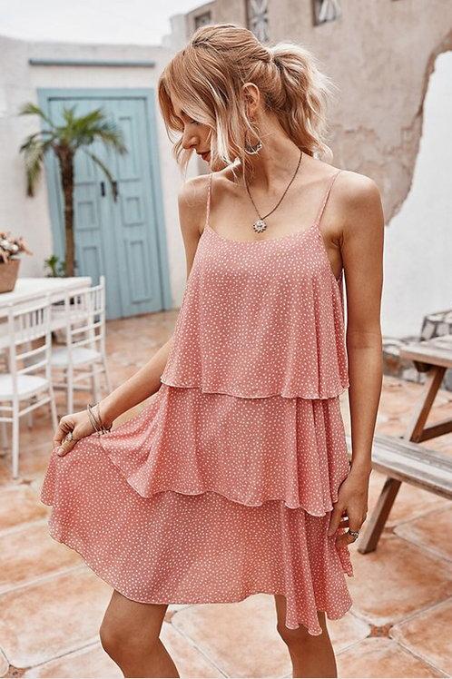 Small dots dress