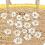 Thumbnail: Shoulder tote- natural straw