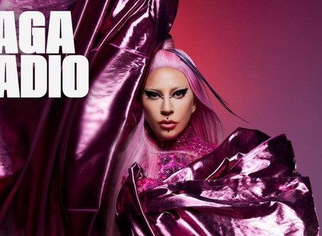 "Lady Gaga Announces ""Gaga Radio"" On Apple Music"
