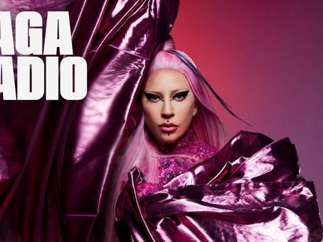 "Lady Gaga Announces ""Gaga Radio"" On Apple Music"