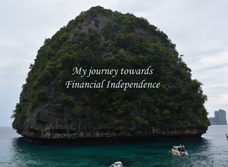 Part 1 - Journey towards Financial Freedom