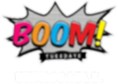 BOOM Tuesdays Logo Unmissable.png