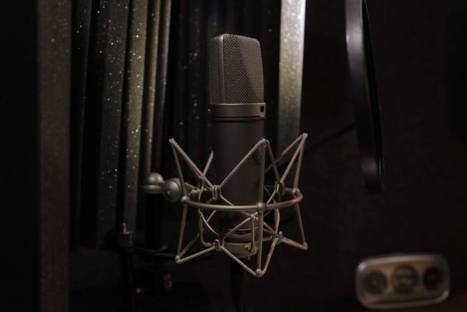 レコーディングの話