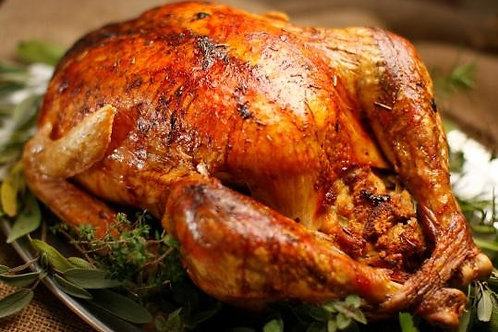 Organic Bronze Turkey - Oven Ready