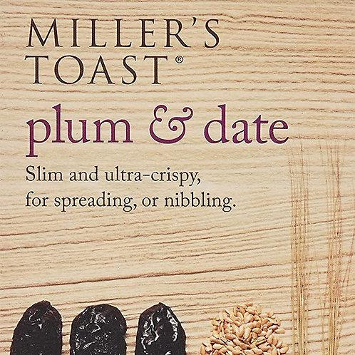 Plum & Date Toast