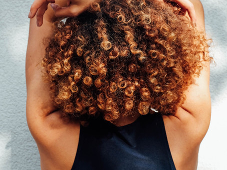Figuring Out Your  Curl Type