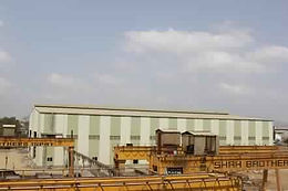 STEEL COIL PLATE PLANT