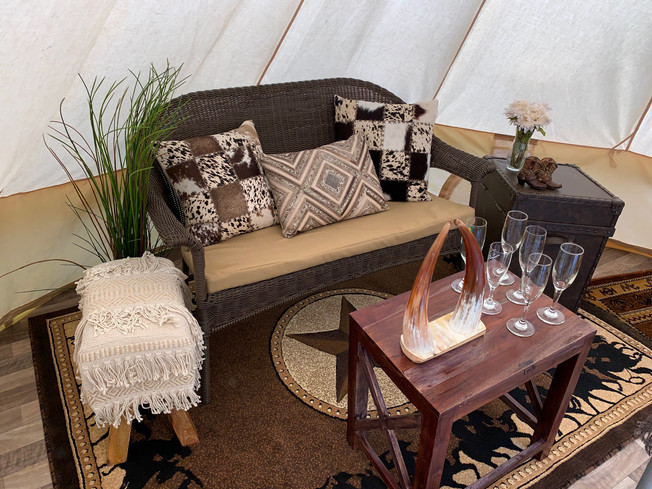 Stampede Tent