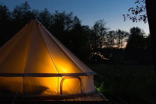 Luxury Camping Package (2 nights)
