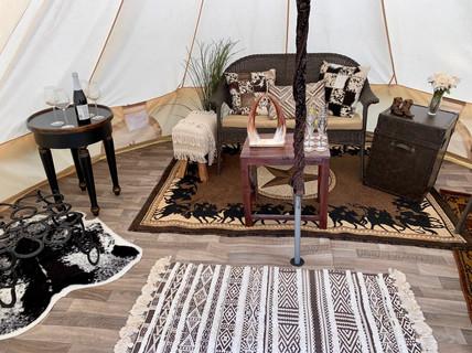 Canvas Bell Event Interior