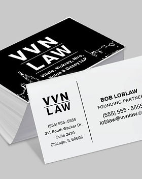Business Cards for Lawyers