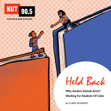 Podcast cover for KUT
