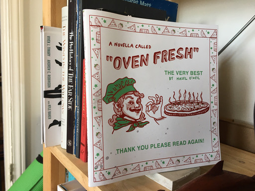Oven Fresh Cover