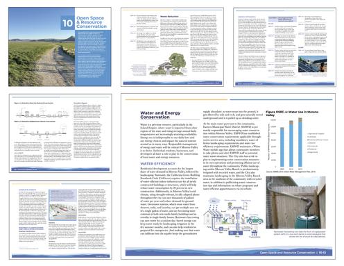 Moreno Valley 2040 General Plan Page Layouts