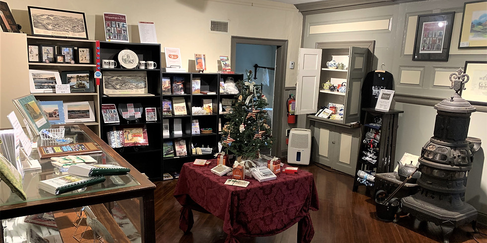 Small Business Saturday at our Gift Shop