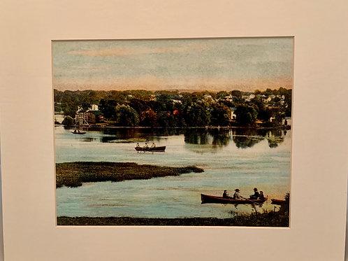 Renee Ellis Vintage Views: Wappingers Lake and Village