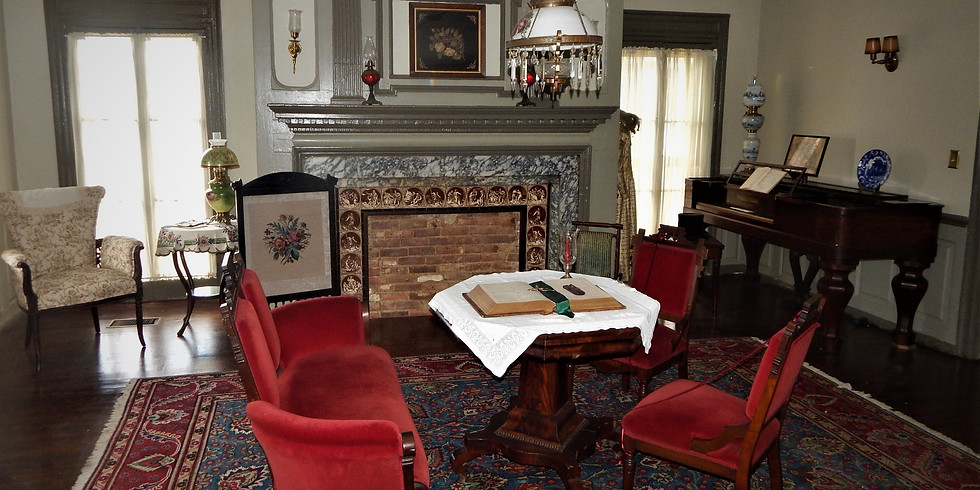 Signature Experience Private Tours of the Mesier Homestead: YOU choose the date you would like to visit