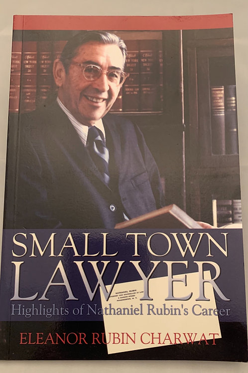 Small Town Lawyer, by Eleanor Rubin Charwat