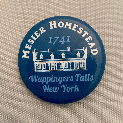 Mesier Homestead Button