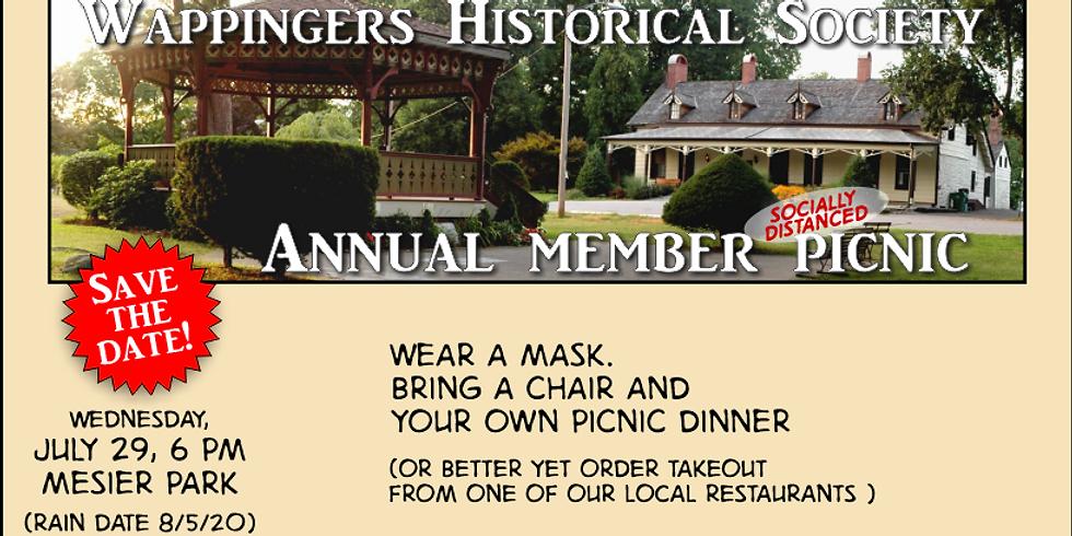 Annual Members-only Picnic in Mesier Park