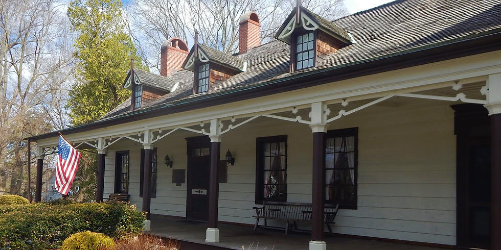 Cancelled - March Mesier Homestead Tour Day