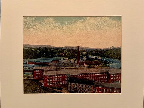 Renee Ellis Vintage Views: Garner Print Works and Bleachery