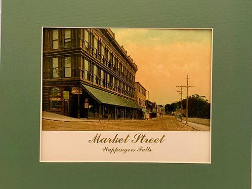 Renee Ellis Vintage Views:   Market Street