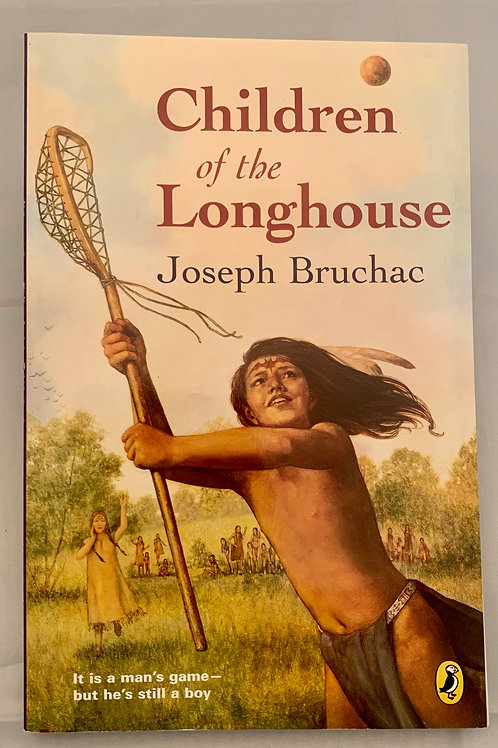 Children of the Longhouse, by Joseph Bruhac