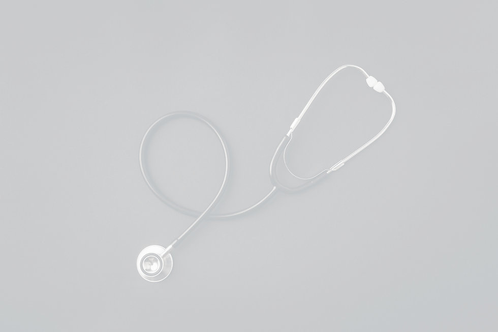 top-view-of-stethoscope-on-gray-surface-